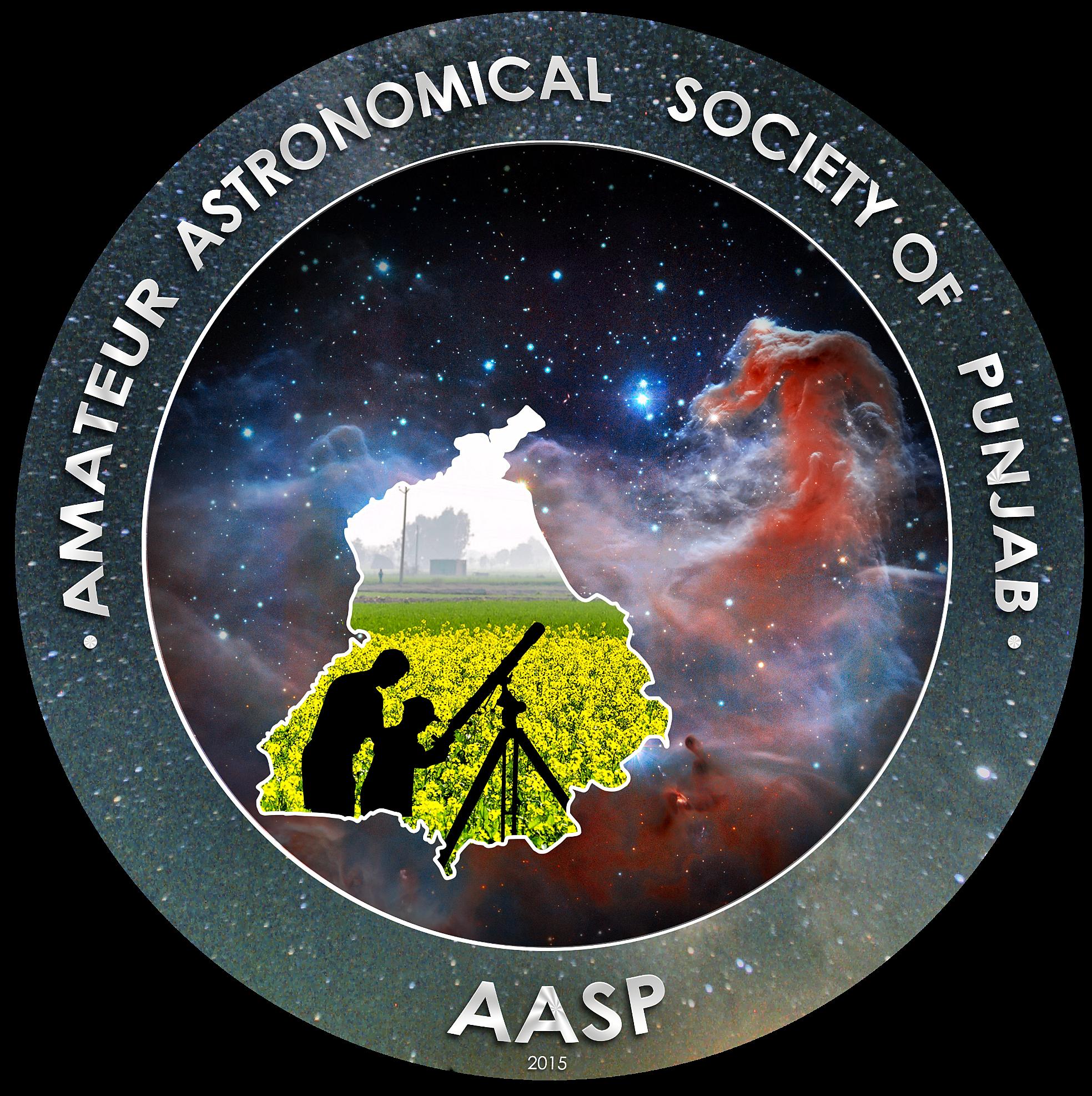 Amateur astronomical society
