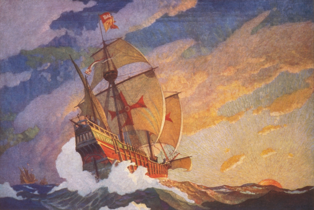 ships_of_christopher_columbus